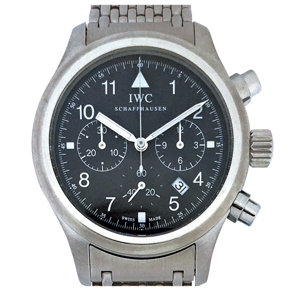 IWC FLIEGER CHRONOGRAPH