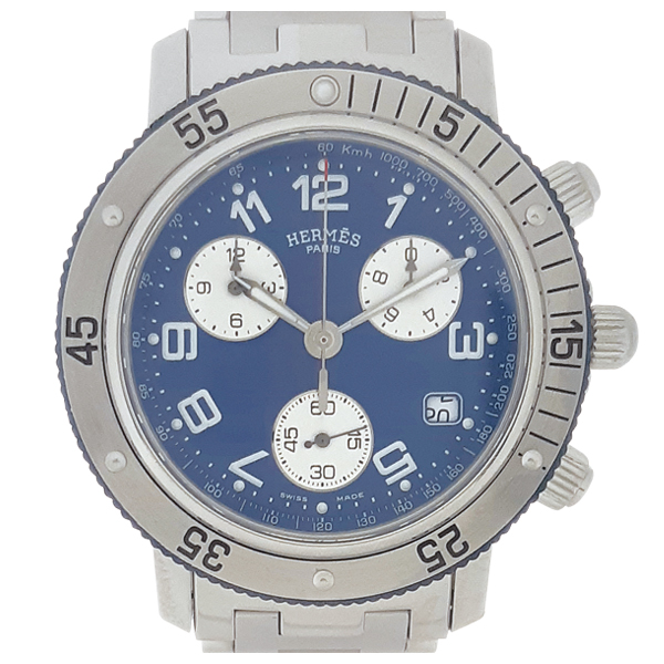 HERMES CLIPPER DIVER CHRONOGRAPH
