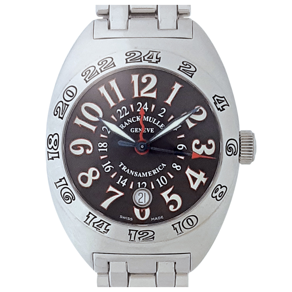 FRANCK MULLER TRANS AMERICA WORLD WIDE GMT